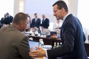 Prof. Stanisław Gomułka: nadwyżka w budżecie się nie utrzyma
