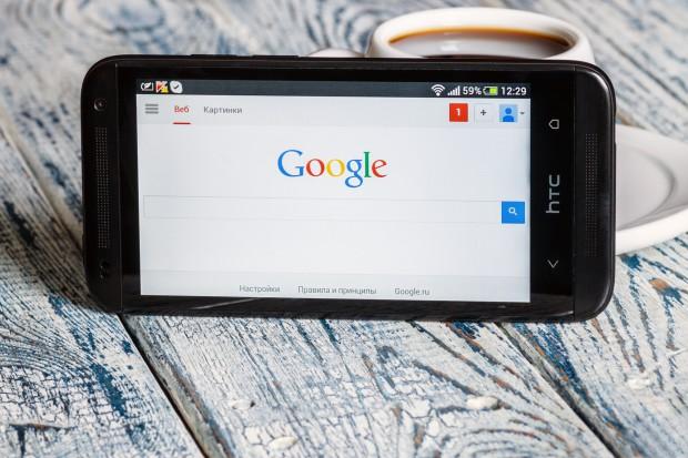 Google wykupiło za 1,1 mld dol. część HTC