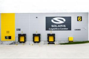 Producent autobusów uruchomił nowy centralny magazyn części