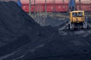 Niższa produkcja węgla kamiennego w maju