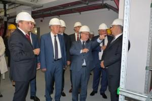 Stacja PGE Dystrybucja w Czosnowie już pracuje. Był tam minister Tchórzewski