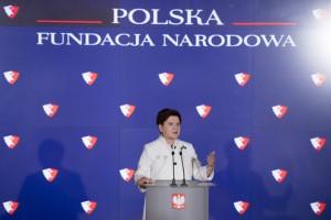 Szydło: Polska Fundacja Narodowa zrealizuje film o polskich bohaterach