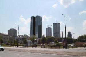 W Warszawie awantura o kościelny wieżowiec
