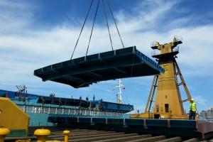 Złe wieści z Vistal Offshore. Wyniki w dół