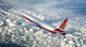 Boeing, którego nie ma, a sprzedaje się jak ciepłe bułeczki