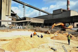 ArcelorMittal Poland modernizuje system odpylania w dąbrowskiej stalowni