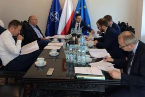 Adam Zieliński: Komisja pracuje za wolno