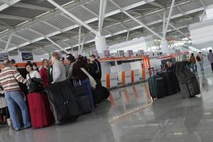 Litwa promuje się na Lotnisku Chopina