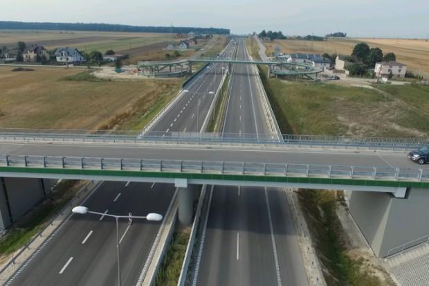Nowy odcinek drogi S7 w woj. świętokrzyskim otwarty