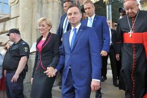 """Sędziowie wyciągają rękę do Andrzeja Dudy. """"Jesteśmy gotowi do współpracy"""""""