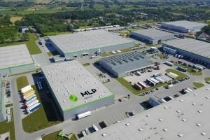 Nowa firma w parku logistycznym MLP Pruszków II