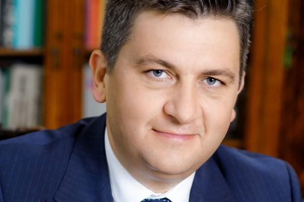 Prezes PGG Tomasz Rogala powalczy o polski węgiel w Europie