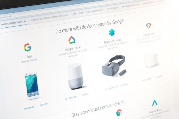 Google Daydream umożliwia przeglądanie internetu w VR