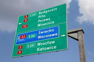 Adamczyk: odzyskane od Autostrady Wielkopolskiej pieniądze trafią na drogi