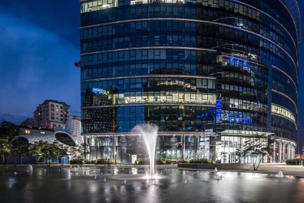 Ghelamco sprzedało budynek B kompleksu biurowego Warsaw Spire