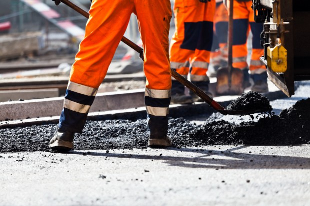 Postępy w budowie viaCarpatii zagrożone brakiem rąk do pracy
