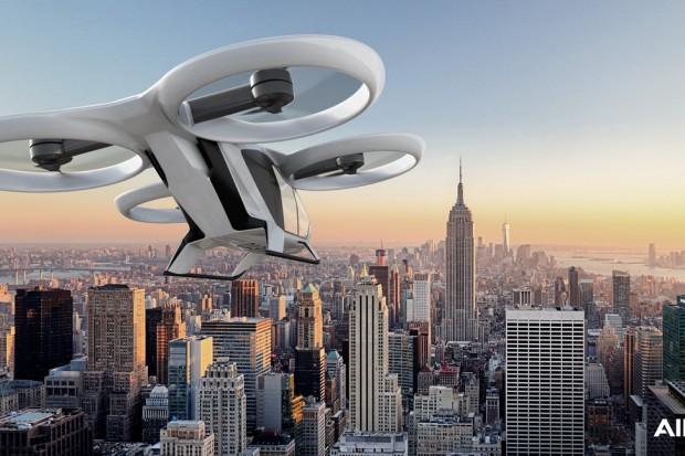 Airbus poszukuje alternatywnych rozwiązań dla komunikacji miejskiej