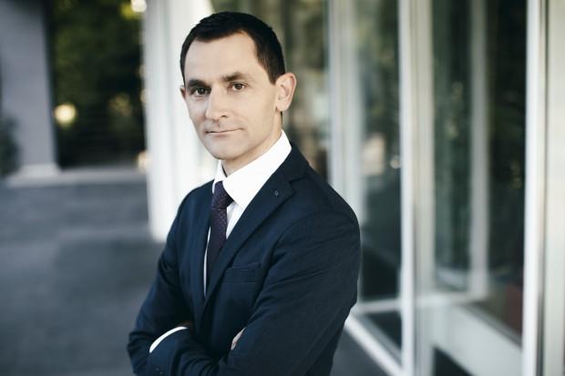 Cezary Mychlewicz, dyrektor ds. marketingu branż przemysłowych Siemens Polska. Fot. Mat. pras.
