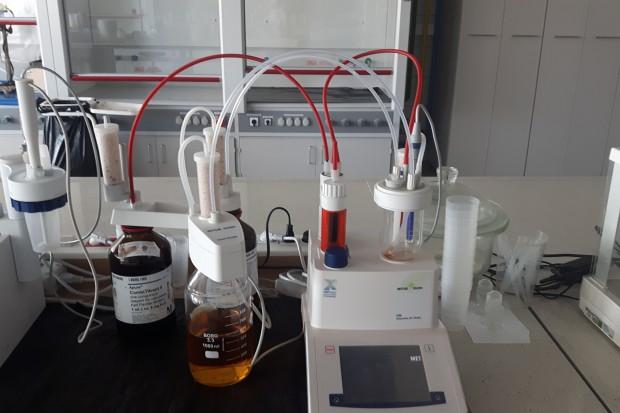 Nowe laboratorium w PCC Rokita