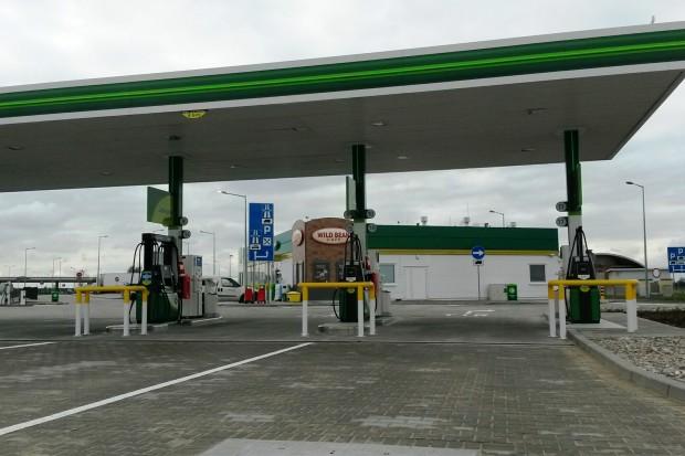 BP otwiera nowe stacje benzynowe