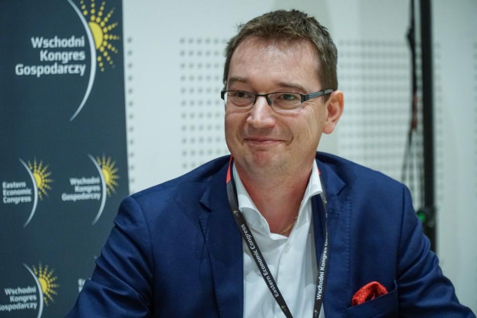 Piotr Michalczyk, fot. MO/PTWP
