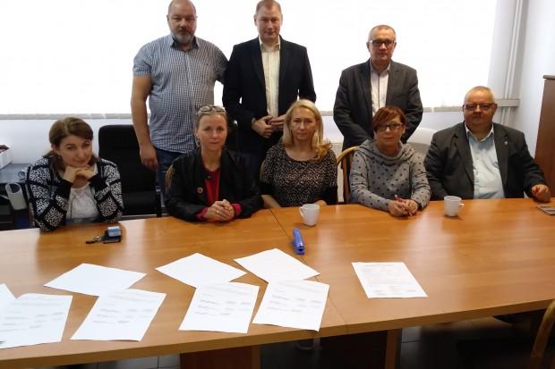 """Powstała komisja koordynacyjna """"Solidarności"""" w grupie Orlen"""
