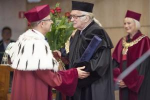 Uroczyście odnowiono doktorat profesora zajmującego się m.in. górnictwem i energetyką