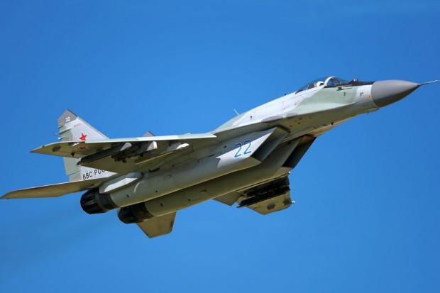 Rosja rozpoczęła dostawy myśliwców MiG-29 do Serbii