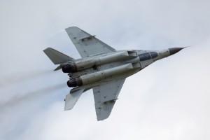 Rosja sprezentowała Serbii sześć myśliwców MiG-29