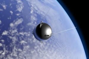 60 lat temu na orbitę wyniesiony został pierwszy Sputnik