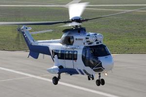 Śmigłowiec Airbus Helicopters obsłuży budowę linii elektroenergetycznych