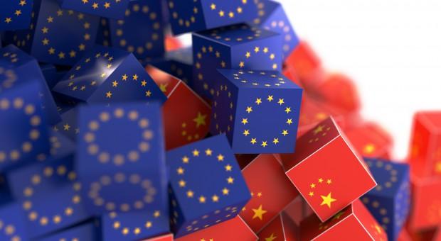 Unia Europejska rzuca rękawicę Pekinowi