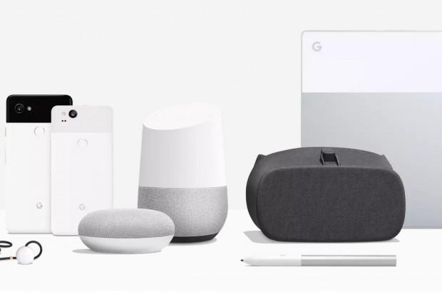 Google ujawnia nowe Pixele i inteligentne sprzęty