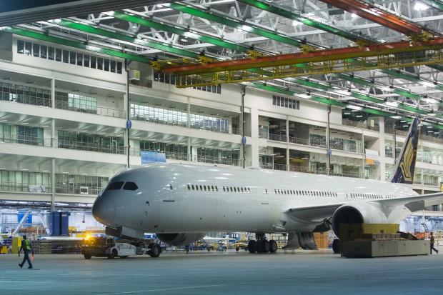 Największy Dreamliner już gotowy