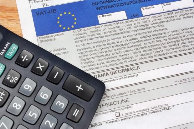 Luka w VAT może w 2018 r. spaść do poziomu Niemiec, czy Francji