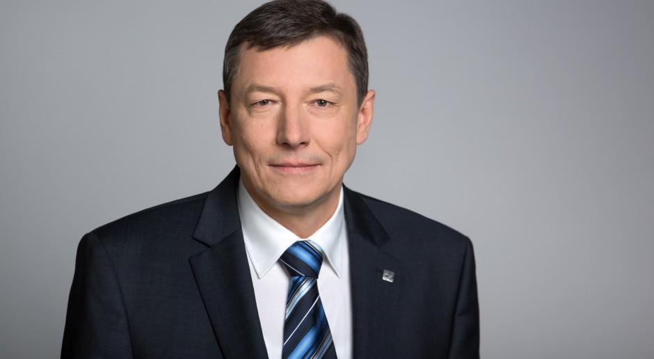 Janusz Juszczyk, prezes Elektrobudowy. fot. mat. pras.