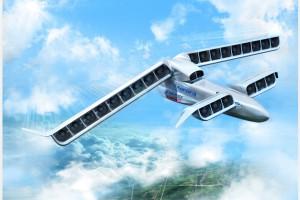 Boeing chce robić bezzałogowe, latające taksówki