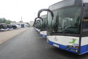 Solaris dostarczy 38 autobusów dla Krakowa