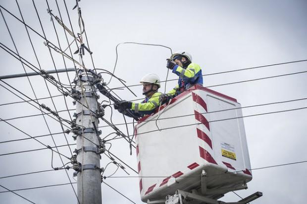 Ok. 3,5 tysiąca klientów Taurona bez dostaw energii