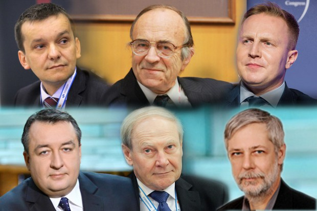 Czołowe postacie energetyki i gazownictwa na XIV Kongresie Nowego Przemysłu