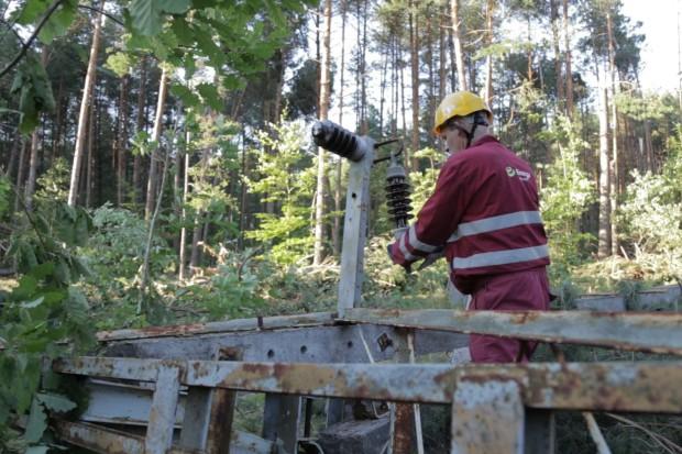 Energa Operator zakończyła naprawy stacji transformatorowych i sieci średniego napięcia