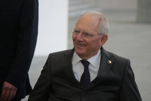 Schaeuble ostrzega przed nowym kryzysem finansowym