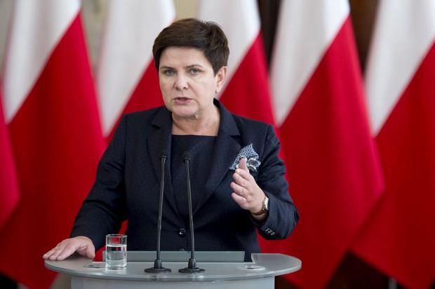 Beata Szydło: nowoczesna przyszłość górnictwa i węgla - polską racją stanu