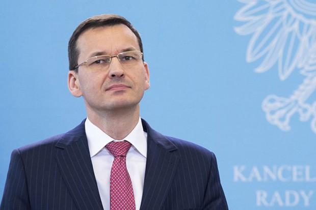 Mateusz Morawiecki: małe i średnie przedsiębiorstwa priorytetem rządu