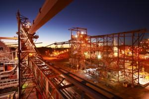 Rośnie wydobycie rud metali