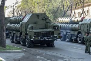 Kolejny kraj chce kupić rosyjskie rakiety S-400