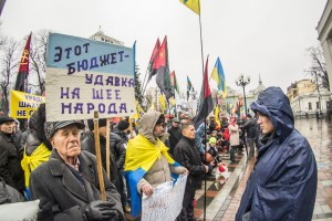 Ukraińscy górnicy zablokowali przejście graniczne do Polski