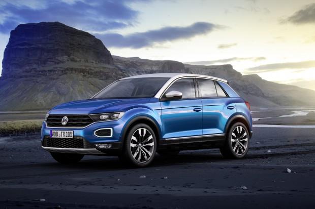 Nowy Volkswagen T-Roc już w sprzedaży