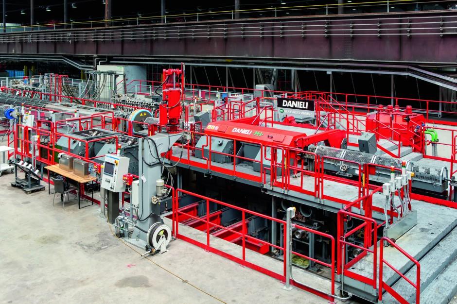 Zdjęcie numer 2 - galeria: Nowy zakład produkcji drutu dla motoryzacji Voestalpine