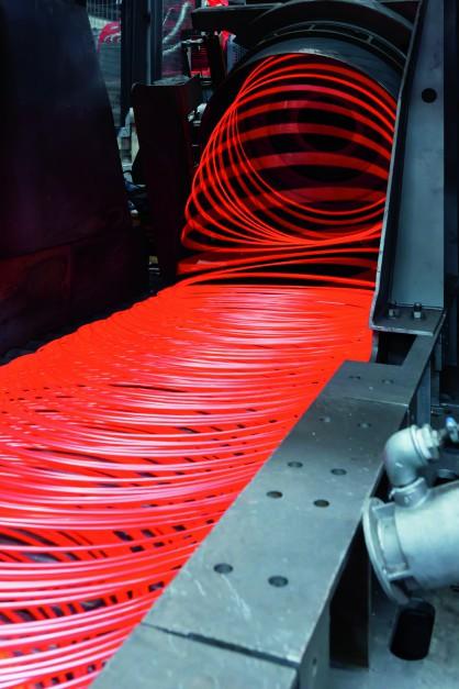 Zdjęcie numer 3 - galeria: Nowy zakład produkcji drutu dla motoryzacji Voestalpine